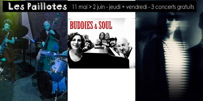 Blue Revolution Orchestra / Buddies & Soul / Onefoot