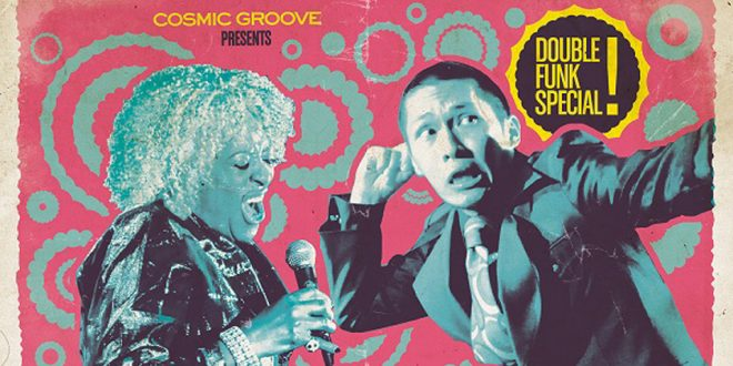 "Martha High (USA) & Osaka Monaurail (Japon)</br><span style=""font-size: small;""><em>  Cosmic Groove Session</em></span>"