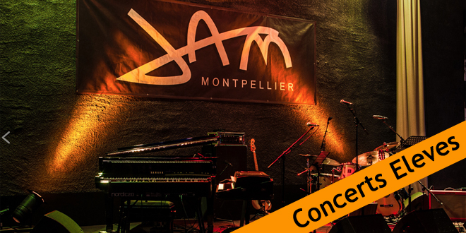 20+21+22/02 – Concerts des Classes d'ensemble du JAM !
